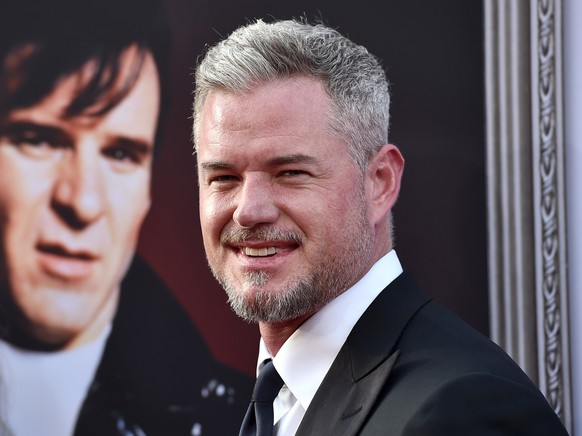 Eric Dane arrives at the 43rd AFI Lifetime Achievement Award Tribute Gala at the Dolby Theatre on Thursday, June 4, 2015, in Los Angeles. (Photo by Jordan Strauss/Invision/AP)
