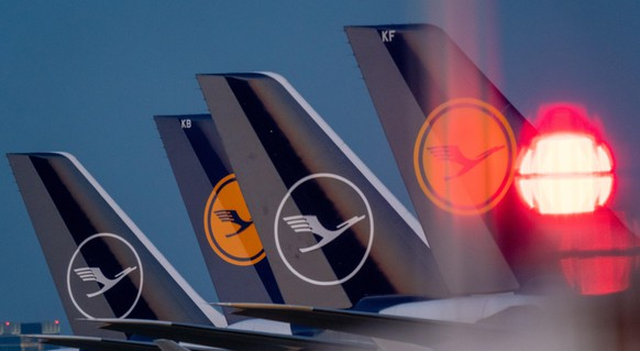 (FILE) GERMANY LUFTHANSA STATE RESCUE DEAL