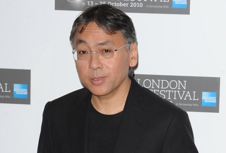 Der Nobelpreis für Literatur geht an Kazuo Ishiguro