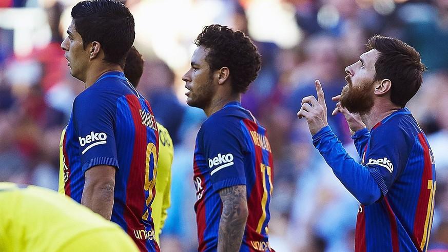 Primera Division : Barcelona und Real in Spaniens Liga weiter gleichauf