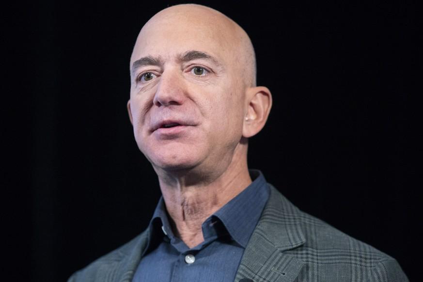 Hat Saudi-Prinz das Handy von Bezos gehackt?