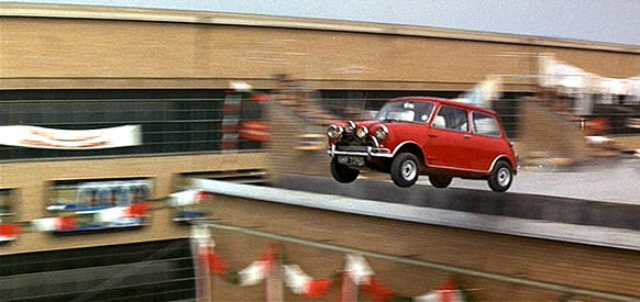 the italian job michael caine 1969 mini cooper http://www.denofgeek.com/movies/need-for-speed-rivals/27764/crossing-the-line-the-italian-job