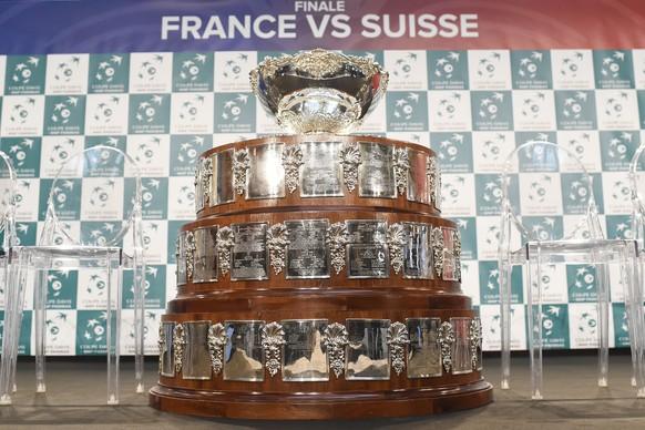20.11.2011; Lille; Tennis - Davis Cup Final - Auslosung; Uebersicht Davis Cup Pokal   (Valeriano Di Domenico/freshfocus)