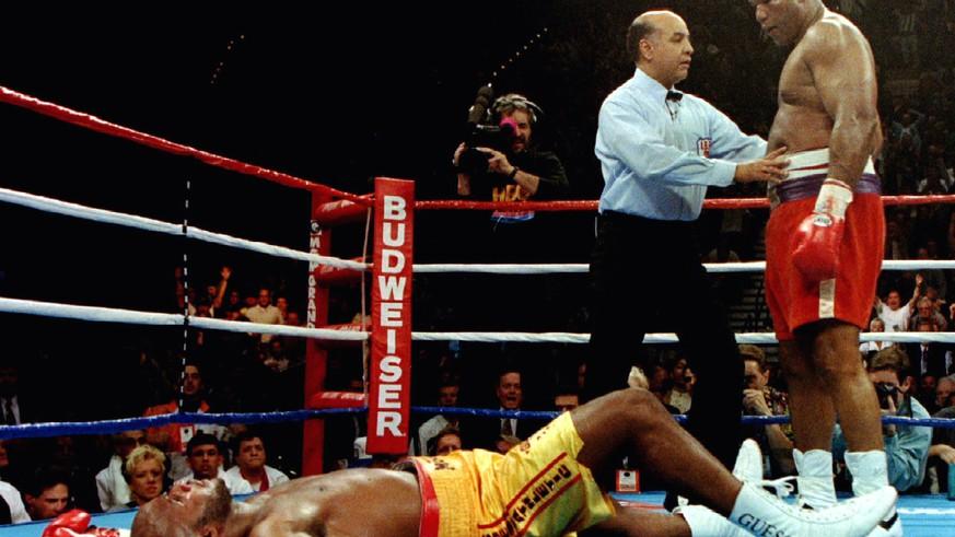 Boxweltmeister Michael
