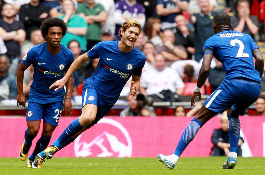 Chelsea siegt dank Alonso - Huddersfield überrascht weiter