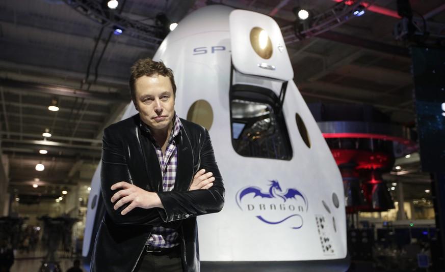SpaceX: Erster kommerzieller Flug der Rakete Falcon Heavy