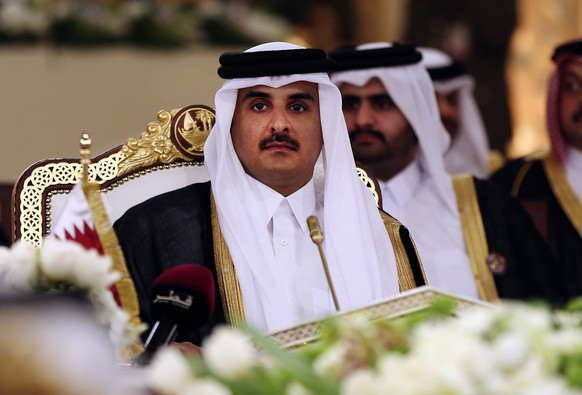 Nachbarstaaten brechen diplomatische Bezeigungen zu Katar ab