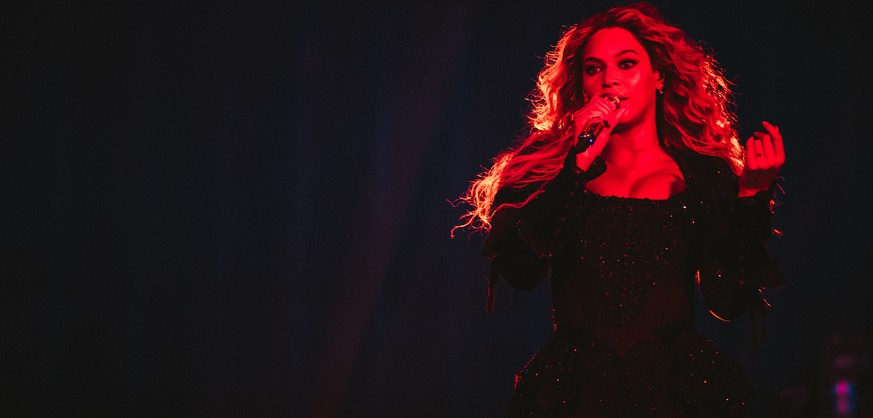 IMAGE DISTRIBUTED FOR PARKWOOD ENTERTAINMENT - Beyonce performs during the Formation World Tour at Telia Parken on Sunday, July 24, 2016 in Copenhagen, Denmark. (Photo by Timothy McGurr/Invision for Parkwood Entertainment/AP Images)