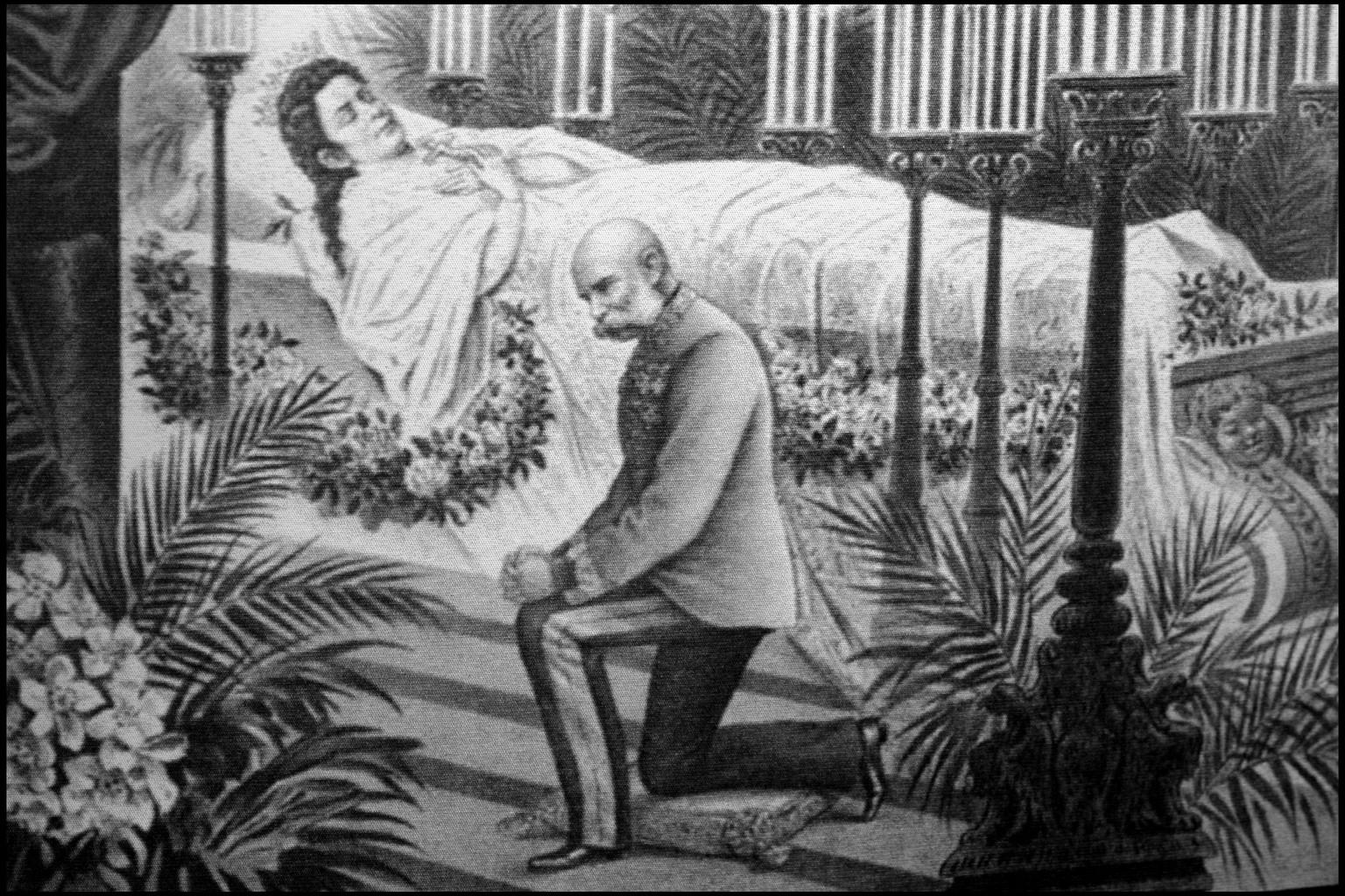 Vor 120 Jahren Mord An Kaiserin Sisi In Genf Watson