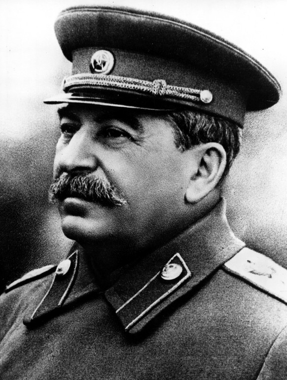 Josef Stalin, General Secretary of the Communist Party of the Union of Soviet Socialist Republics, USSR, is shown in this Jan. 16, 1946 picture. The dictator died 50 years ago on March 5, 1953.   (KEYSTONE/AP Photo) ===  ===
