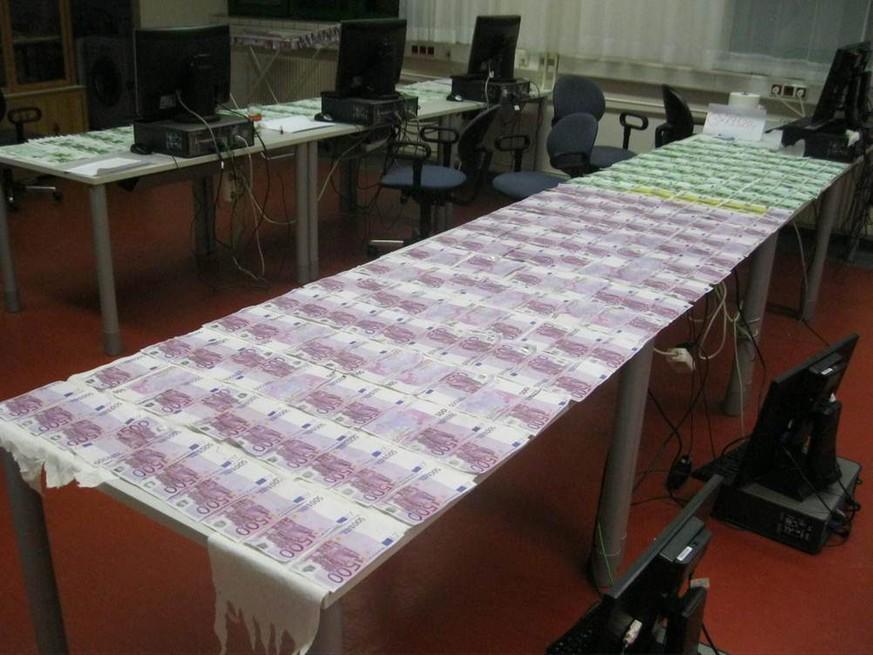 Der 500 Euro Schein Ist Ein Instrument Fur Illegale Aktivitaten