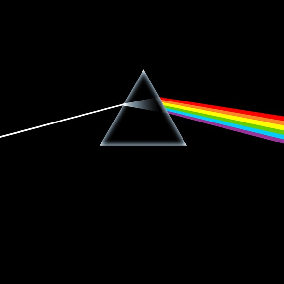 «The Dark Side of the Moon» von Pink Floyd