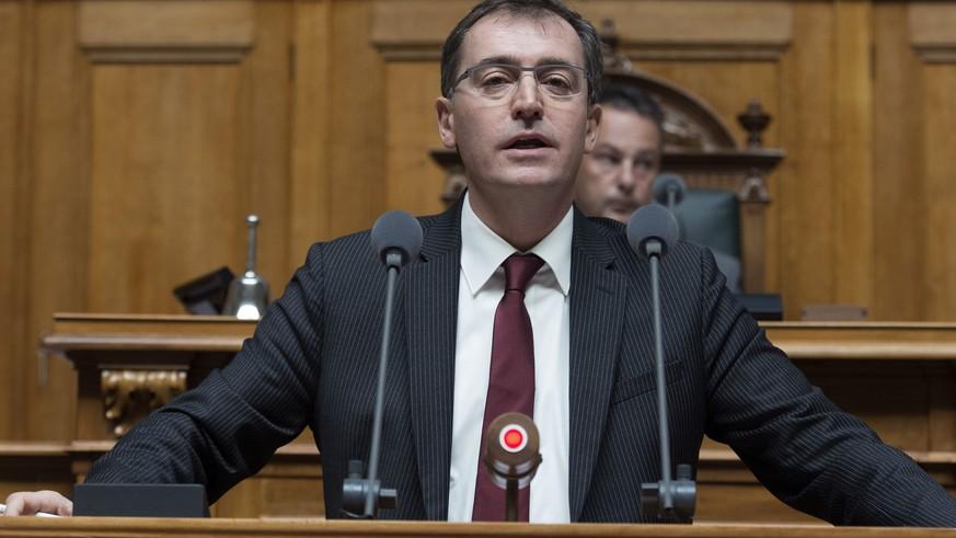 Ein Favorit sagt ab: Roland Rino Büchel will nicht SVP-Präsident werden