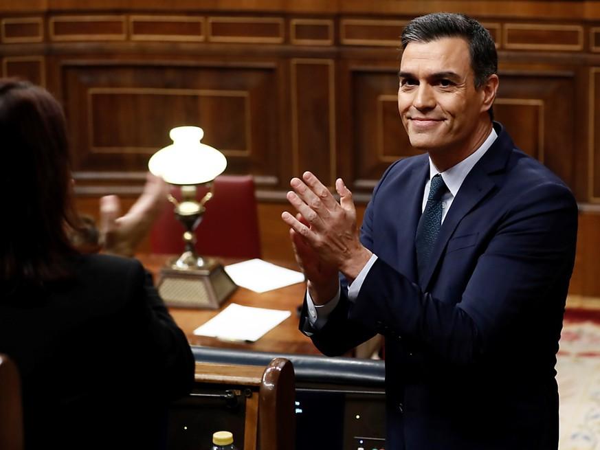 Spaniens Ministerpräsident: Sánchez scheitert bei erster Abstimmung