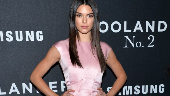 FILE - In this Feb. 9, 2016 file photo, Kendall Jenner attends the world premiere of