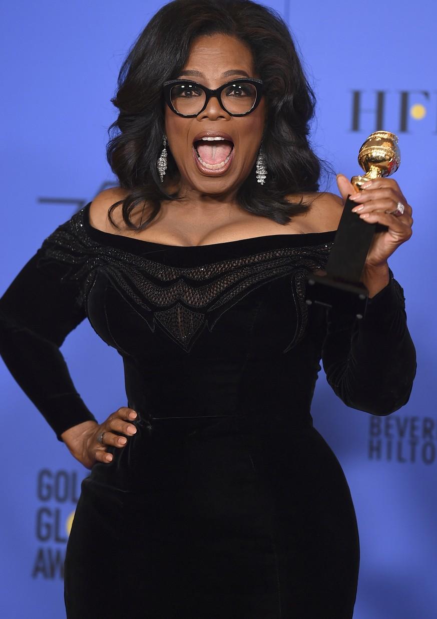 Fein Blauer Himmel Nimmt Oprah Wieder Auf Bilder ...