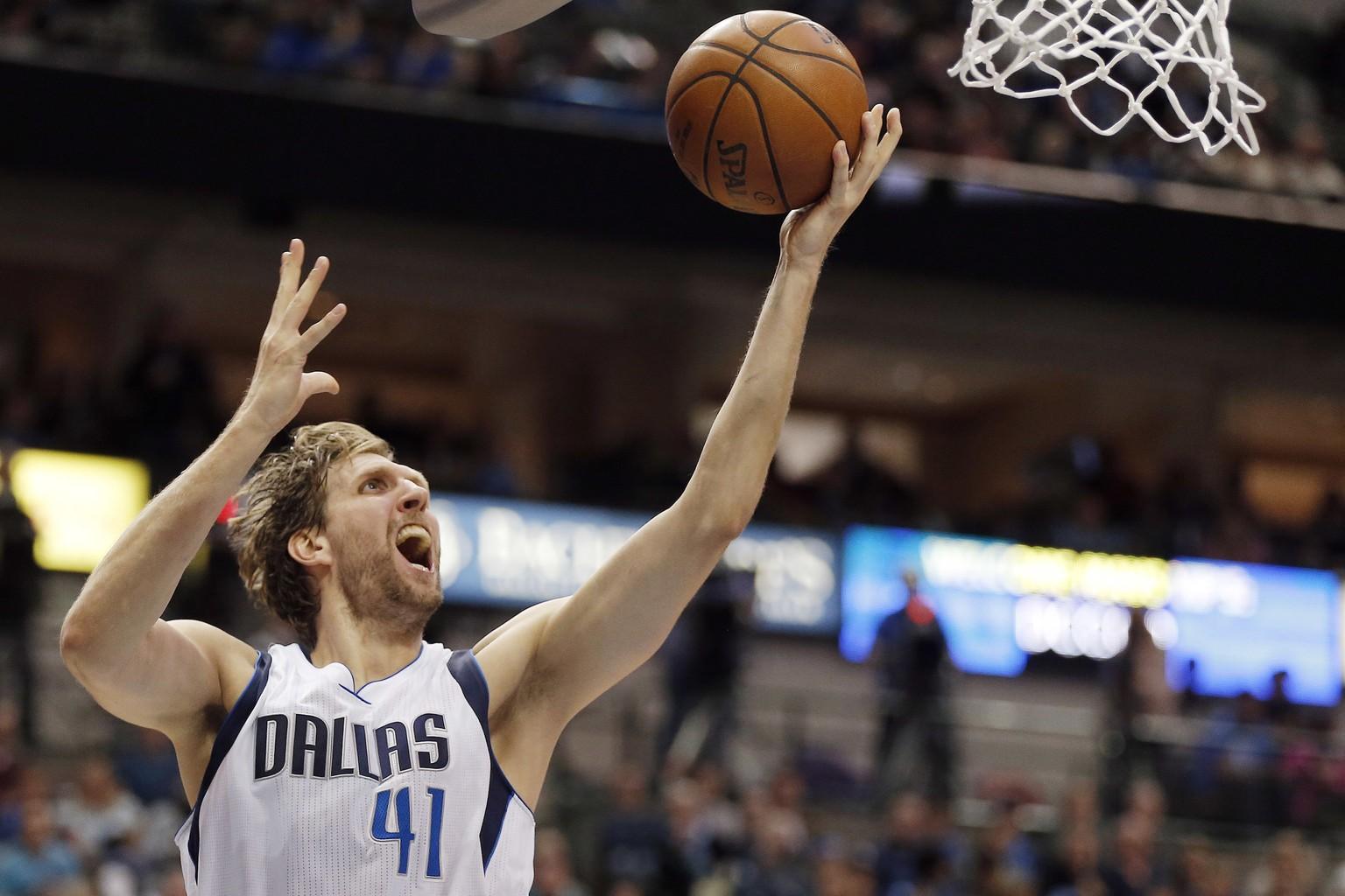 NBA: Dallas nach Niederlage bei den Clippers wieder Letzter