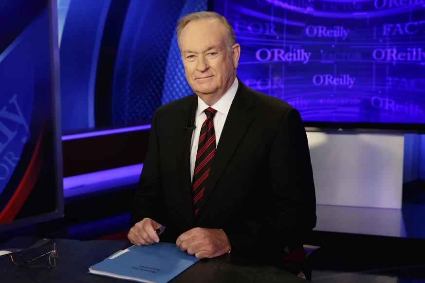 Fox News trennt sich nach Sex-Vorwürfen von Star-Moderator O'Reilly