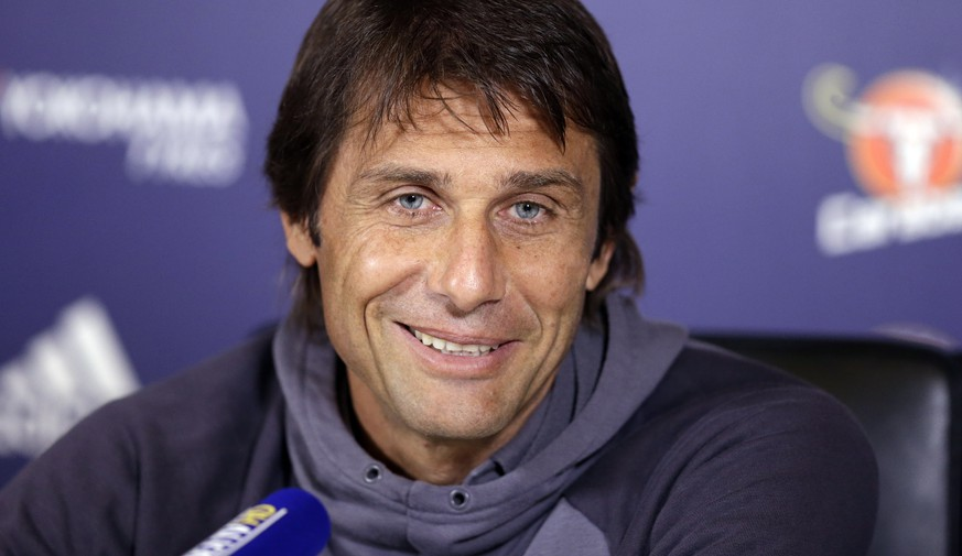 Britain Football Soccer - Chelsea - Antonio Conte Press Conference - Chelsea Training Ground - 23/9/16