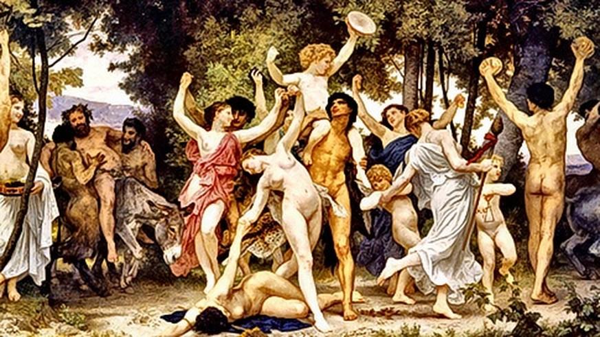 Aug. 2015. Orgien, Verschwendung, öffentlicher Sex: Die Liste der Obszönitäten, die vom römischen Kaiser Elagabal überliefert wird, ist lang.
