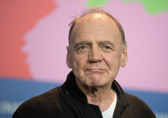 epa05212163 (FILE) The file picture dated 10 February 2014 shows Swiss actor Bruno Ganz at the press conference for 'Kraftidioten' (In Order of Disapperance) at the 64th annual Berlin Film Festival, in Berlin, Germany. Bruno Ganz turns 75 on 22 March 2016.  EPA/JOERG CARSTENSEN *** Local Caption *** 51222336