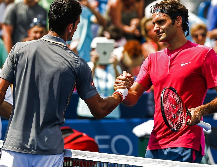 Roger Federer: Sein Kampf gegen Djokovic und die Dämonen der Vergangenheit