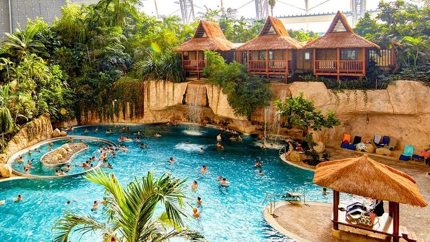 Tropical Island Erfahrungsbericht Ein Besuch Im Tropical