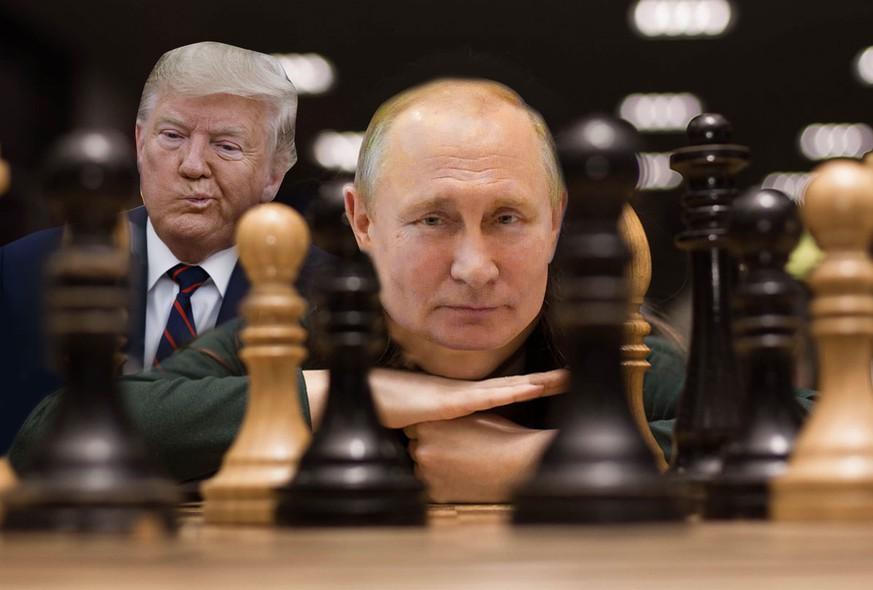 Noch einmal: Was hat Putin gegen Trump in der Hand?