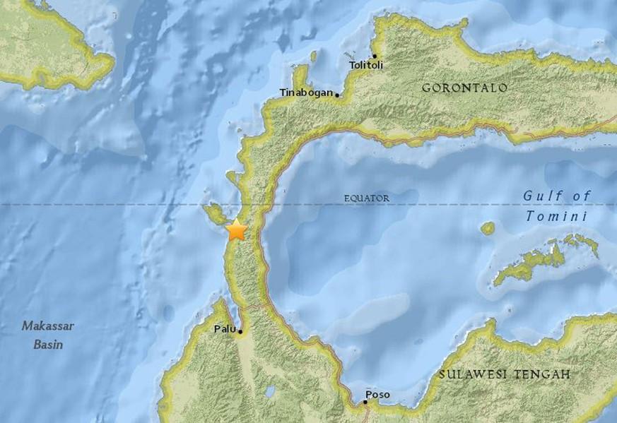 Tsunami-Horror in Indonesien: Zahl der Toten steigt auf 384
