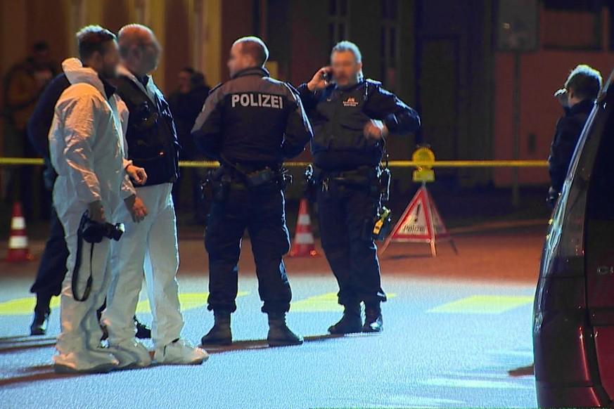 Nach tödlichen Schüssen in Basler Bar: Großfahndung