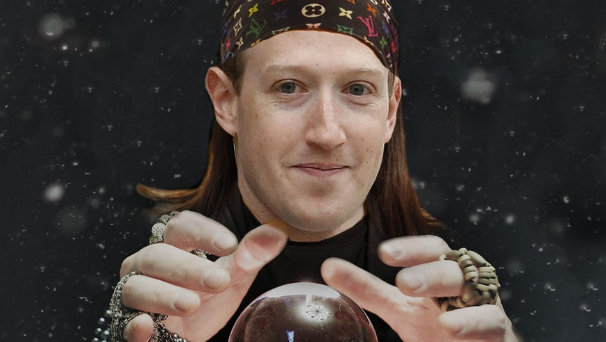 Mark Zuckerberg als Mike Shiva