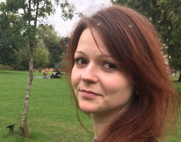 This is an image of the daughter of former Russian Spy Sergei Skripal, Yulia Skripal taken from Yulia Skipal's Facebook account on Tuesday March 6, 2018. British media report Tuesday April 10, 2018 that Yulia Skripal, one of two Russians poisoned by nerve agent, has been released from the hospital. (Yulia Skripal/Facebook via AP)