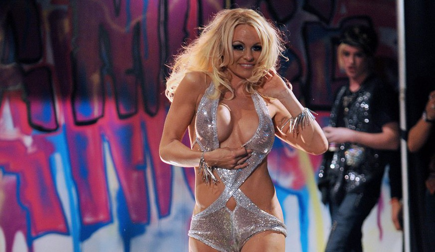 US-Mnnermagazin: Pamela Anderson ist die letzte Nackte