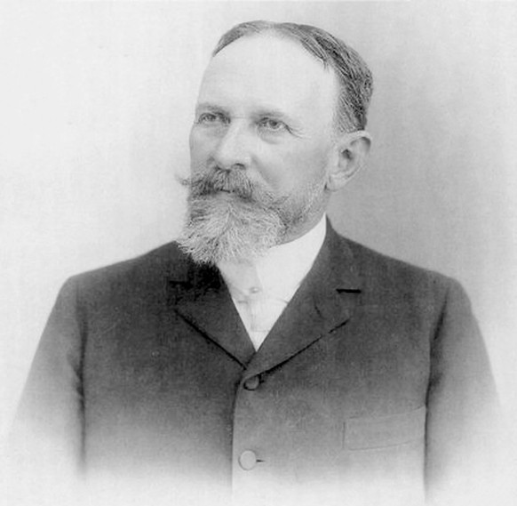 Carl Spitteler 1905 Schweizer Dichter