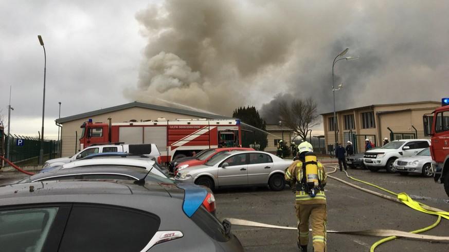Gasexplosion In österreich
