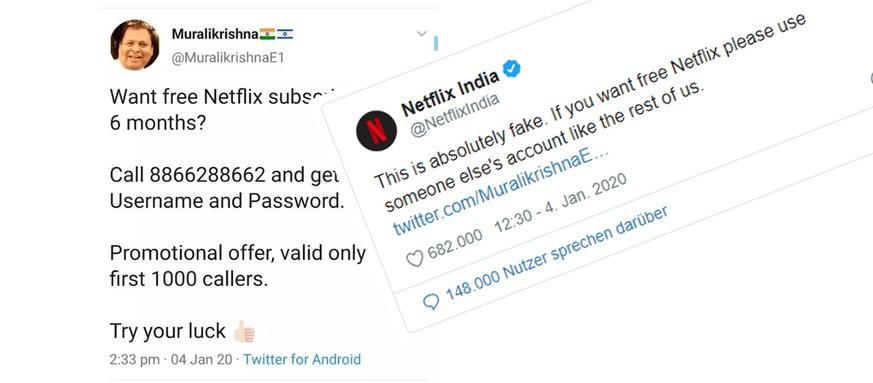 Netflix hat bereits den besten Tweet des Jahres – der Grund ist traurig
