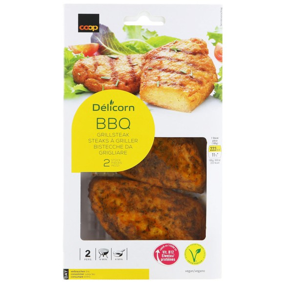 Délicorn Grillsteak 200g