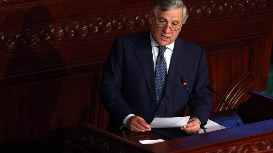 Europäisches Budget durch Steuern: EU-Parlamentspräsident fordert mehr Geld