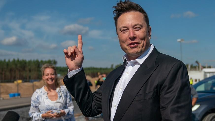 Innert eines Tages wurde Elon Musk um 7 Mrd. reicher – er ist jetzt reicher als Bill Gates