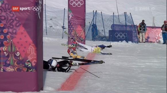 Fotofinish yolo skicross