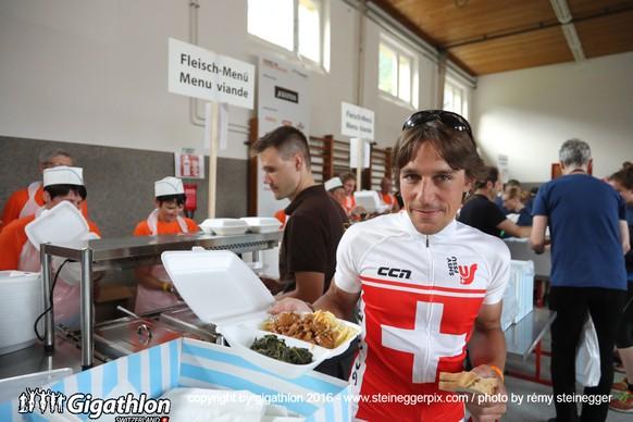 ERSTFELD, 10.06.2016 - Impression vom Check-In Friday am Gigathlon 2016 in Erstfeld.   copyright by gigathlon.ch & www.steineggerpix.com / photo by remy steinegger  +++  NO RESALE / NO ARCHIVE  +++