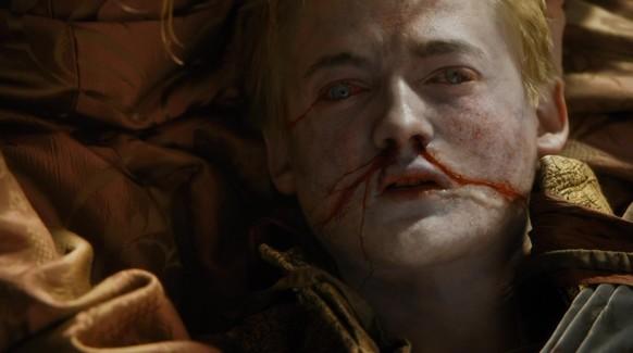 Game Of Thrones Wer Hat Joffrey Vergiftet