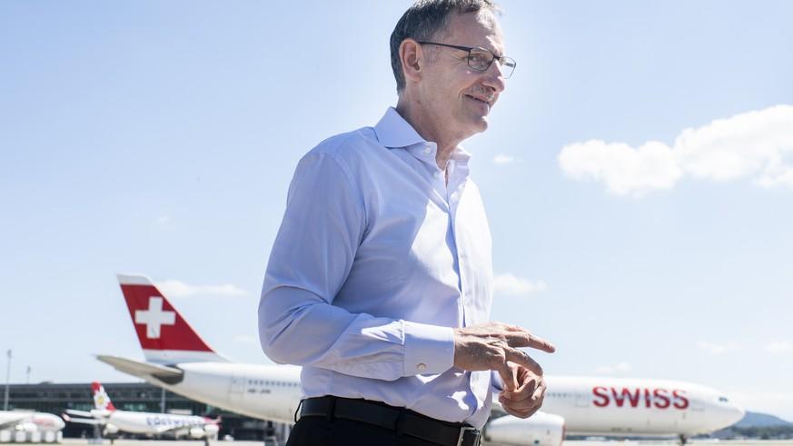 «Mario Fehr bewegt sich rechtlich auf dünnem Eis» – handelt der Kanton Zürich legal?