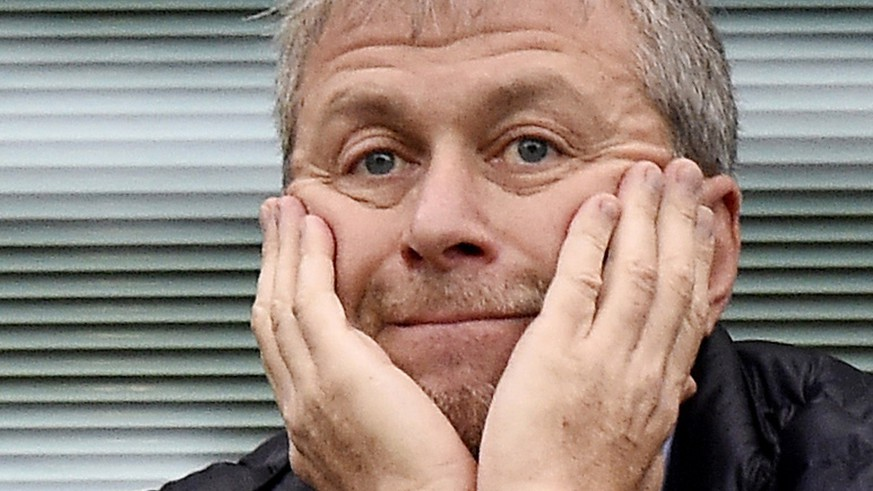 epa06752331 (FILE) Chelsea owner Roman Abramovich watches the game from the stands against Sunderland during the English Premier League soccer match between Chelsea and Sunderland at Stamford Bridge in London, Britain, 19 December 2015 (reissued 20 May 2018). According to reports on 20 May 2018, Abramovich did not attend Chelsea's 1-0 win in the FA Cup final after his visa expired last month.  EPA/FACUNDO ARRIZABALAGA EDITORIAL USE ONLY. No use with unauthorized audio, video, data, fixture lists, club/league logos or 'live' services. Online in-match use limited to 75 images, no video emulation. No use in betting, games or single club/league/player publications