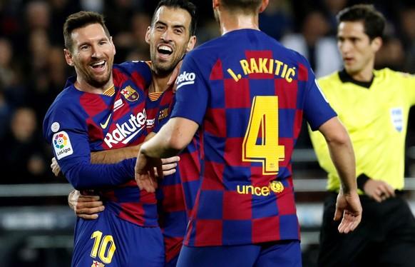 Traumtor-Show von Messi und Suarez bei Barça-Gala +++ Juve kassiert erste Saisonniederlage