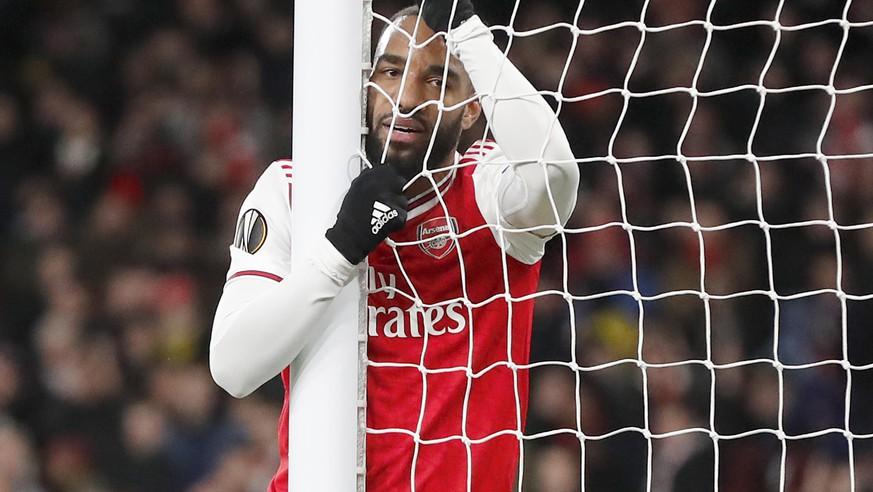 Arsenal kassiert in der 119. Minute den K.o.-Schlag – Inter gewinnt Corona-Geisterspiel