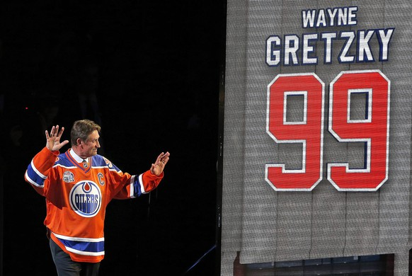 Wayne Gretzky, 894 Tore