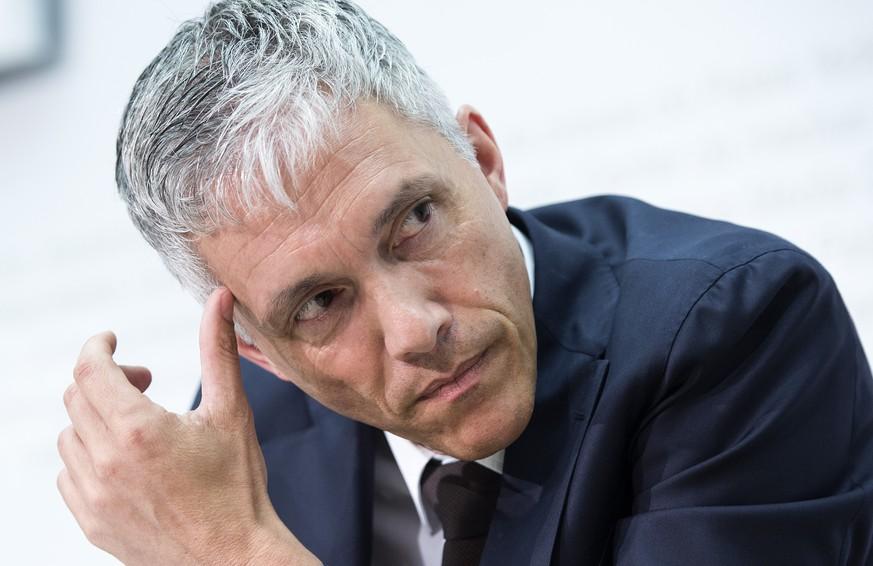 Wegen Fifa-Geheimtreffen: Aufsicht rüffelt Bundesanwalt Lauber