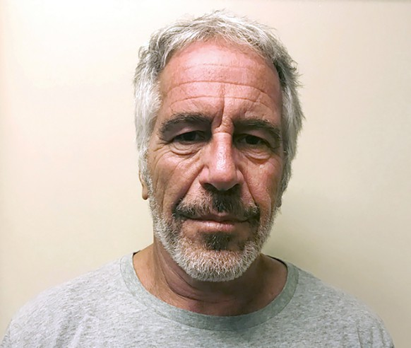 FILE - This March 28, 2017, file photo, provided by the New York State Sex Offender Registry, shows Jeffrey Epstein. Lawyers for the estate of Jeffrey Epstein want to set up a fund to compensate women who have accused him of sexual abuse. The estate filed papers in the U.S. Virgin Islands on Thursday asking a court there to approve the voluntary claims program. (New York State Sex Offender Registry via AP, File)