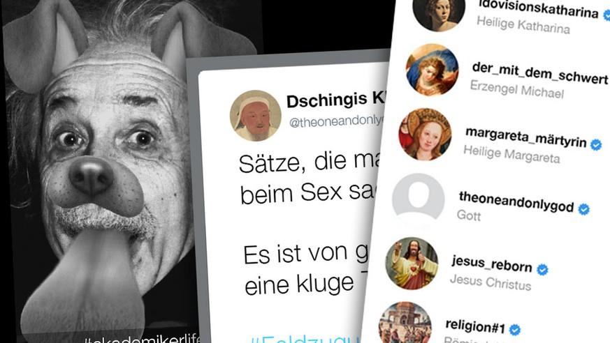 #feldzugundsex: So hätten diese 9 historischen Figuren Snapchat, Insta und Co. genutzt